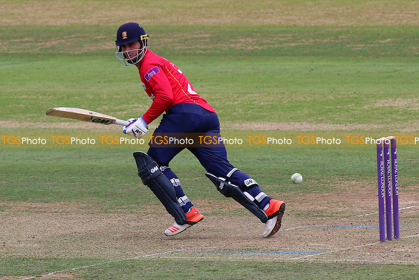 Ryan ten Doeschate in batting action for Essex during Middlesex vs Essex Eagles, Royal London One-Day Cup Cricket at Lord's Cricket Ground on 31st July 2016