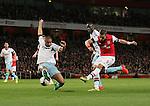 150414 Arsenal v West Ham Utd