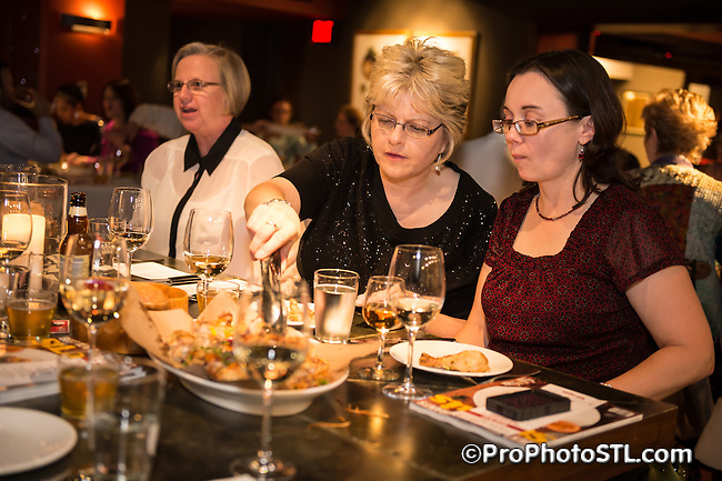 Table Talk series by St. Louis Magazine at Cheshire in St. Louis, MO on Sept 18, 2013.