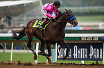 ARCADIA, CA - MARCH 10: Call West breaks his maidenat Santa Anita Park on March 10, 2018 in Arcadia, California. (Photo by Alex Evers/Eclipse Sportswire/Getty Images)