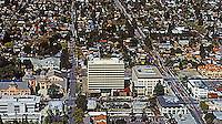 aerial photograph Palo Alto, San Clara county, California