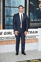 director, Tate Taylor<br /> at the premiere of &quot;The Girl on the Train&quot;, Odeon Leicester Square, London.<br /> <br /> <br /> &copy;Ash Knotek  D3156  20/09/2016