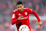 03.11.2018, Allianz Arena, Muenchen, GER, 1.FBL,  FC Bayern Muenchen vs. SC Freiburg, DFL regulations prohibit any use of photographs as image sequences and/or quasi-video, im Bild Serge Gnabry (FCB #22) <br /> <br />  Foto &copy; nordphoto / Straubmeier