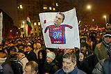 Massenproteste gegen die Regierung in Ungarn, Dezember 2011 / Massprotest in Hungary against their g