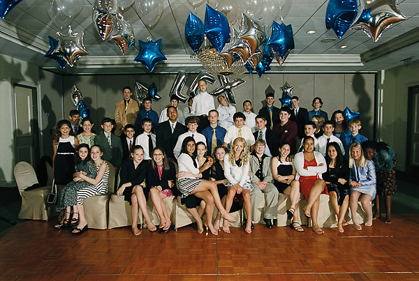 Bar Mitzvah Ceremony and Party at The Manor Country Club.  Professional Image Photography by John Drew