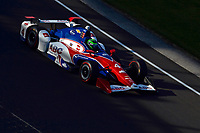 Verizon IndyCar Series<br /> Indianapolis 500 Practice<br /> Indianapolis Motor Speedway, Indianapolis, IN USA<br /> Monday 15 May 2017<br /> Conor Daly, A.J. Foyt Enterprises Chevrolet<br /> World Copyright: F. Peirce Williams