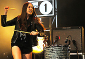 May 26, 2013: HAIM - BBC Radio1 Big Weekend Day3 - Londonderry
