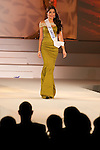 """Miss Ecuador Carla Prado, November 11, 2014, Tokyo, Japan : Miss Ecuador Carla Prado walks down the runway during """"The 54th Miss International Beauty Pageant 2014"""" on November 11, 2014 in Tokyo, Japan. The pageant brings women from more than 65 countries and regions to Japan to become new """"Beauty goodwill ambassadors"""" and also donates money to underprivileged children around the world thought their """"Mis International Fund"""". (Photo by Rodrigo Reyes Marin/AFLO)"""