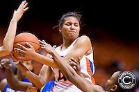 Boise St Basketball W 2009-10 v SJSU