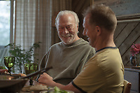 BOUNDARIES (2018)<br /> CHRISTOPHER PLUMMER<br /> *Filmstill - Editorial Use Only*<br /> CAP/FB<br /> Image supplied by Capital Pictures