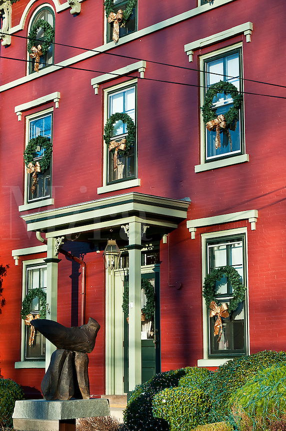 Inn of the Hawke, Lambertville, New Jersey, USA