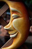 Italien, Elba, Portoferraio, Verkauf von Keramik