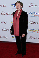 "BURBANK, CA - DECEMBER 09: Actress Julie Andrews arrives at the U.S. Premiere Of Disney's ""Saving Mr. Banks"" held at Walt Disney Studios on December 9, 2013 in Burbank, California. (Photo by Xavier Collin/Celebrity Monitor)"
