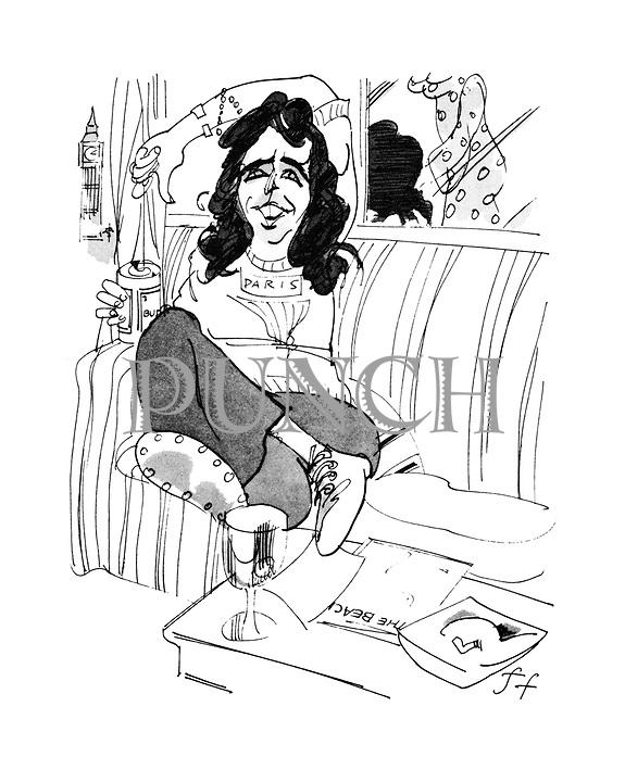 Passing Through : Alice Cooper