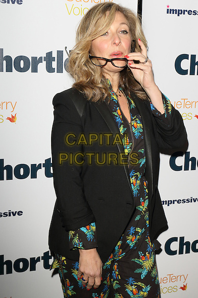 LONDON, ENGLAND - MARCH 16:Tracy Ann Oberman  at the Chortle Comedy Awards 2015 at Jongleurs, Camden on March 16th, 2015 in London, England.<br /> CAP/JIL<br /> &copy;Jill Mayhew/Capital Pictures