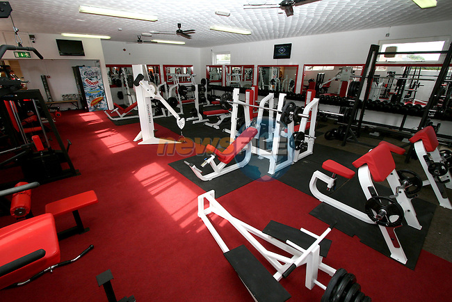 SFX Gym..Photo NEWSFILE/Jenny Matthews.(Photo credit should read Jenny Matthews/NEWSFILE)....This Picture has been sent you under the condtions enclosed by:.Newsfile Ltd..The Studio,.Millmount Abbey,.Drogheda,.Co Meath..Ireland..Tel: +353(0)41-9871240.Fax: +353(0)41-9871260.GSM: +353(0)86-2500958.email: pictures@newsfile.ie.www.newsfile.ie.FTP: 193.120.102.198.