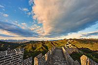 The Great Wall of China, Jinshanling, China