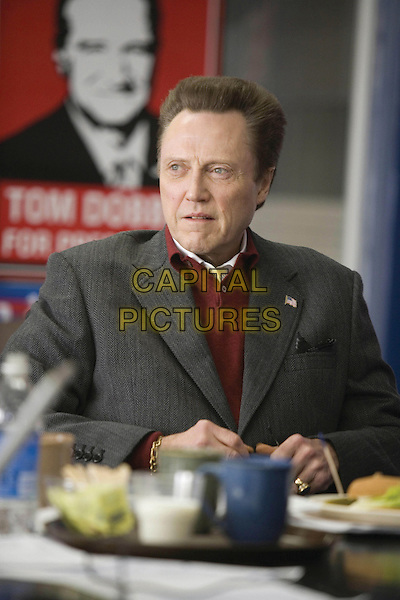 CHRISTOPHER WALKEN.in Man of the Year.*Editorial Use Only*.Ref: FB.www.capitalpictures.com.sales@capitalpictures.com.Supplied by Capital Pictures.