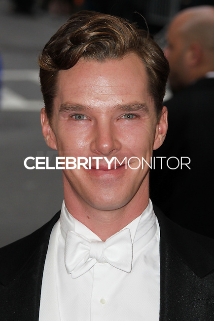 "NEW YORK CITY, NY, USA - MAY 05: Benedict Cumberbatch at the ""Charles James: Beyond Fashion"" Costume Institute Gala held at the Metropolitan Museum of Art on May 5, 2014 in New York City, New York, United States. (Photo by Xavier Collin/Celebrity Monitor)"