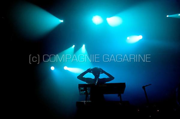Comeback concert of the Belgian dance act Praga Khan at Boerenrock in Kortenaken (Belgium, 28/08/2010)