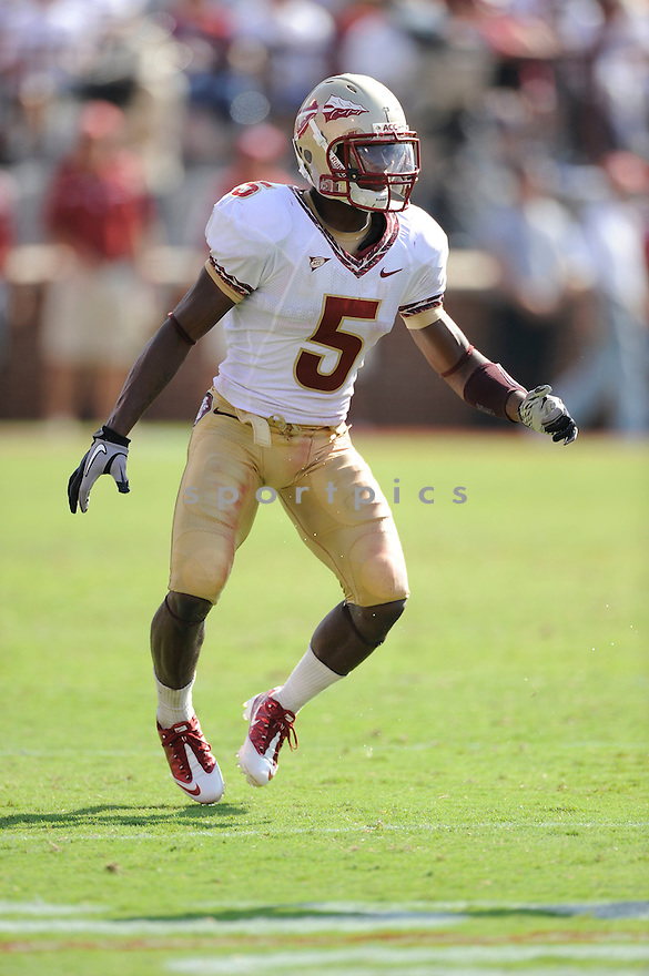 Greg Reid(5) / Florida State Seminoles,FLORIDA STATE,GREG REID