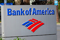 ENGLEWOOD, NJ - APRIL 28: A Bank of America branch is seen on April 28 Englewood, New Jersey. (Photo by Kena Betancur/ VIEWpress via Getty Images)