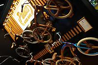 SÃO PAULO, SP, 19.10.2018 - ADVENTURE-FAIR - Movimentação do público na Adventure Sports Fair, evento dedicado a esportes de aventura, que acontece entre os dias 19 e 21 de Outubro no São Paulo Expo Imigrantes, 19. (Foto: Paulo Guereta/Brazil Photo Press)