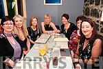 Special Birthday: Marie Curtin, Abbeyfeale celebrating her special birthday with friends at Casa Mia's Restaurant, Listowel on Friday night last. L-R: Anne Murphy, Caroline McCoy, Kathy Keating, Marie Curtin, Joan Engllish, Noreen Keating & Joan Finnegan.
