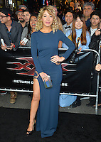 Katherine Castro at the Los Angeles premiere for &quot;XXX: Return of Xander Cage&quot; at the TCL Chinese Theatre, Hollywood. Los Angeles, USA 19th January  2017<br /> Picture: Paul Smith/Featureflash/SilverHub 0208 004 5359 sales@silverhubmedia.com