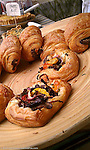 FRESH IN-HOUSE BAKED stuffed croissants from, Canopy.