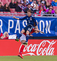 Tampa, FL - March 5, 2019:  England defeated Japan 3-0 to win the SheBelieves Cup at Raymond James Stadium.