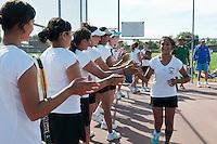 2010-09 US Girls Tennis..Photo by Ashley Batz