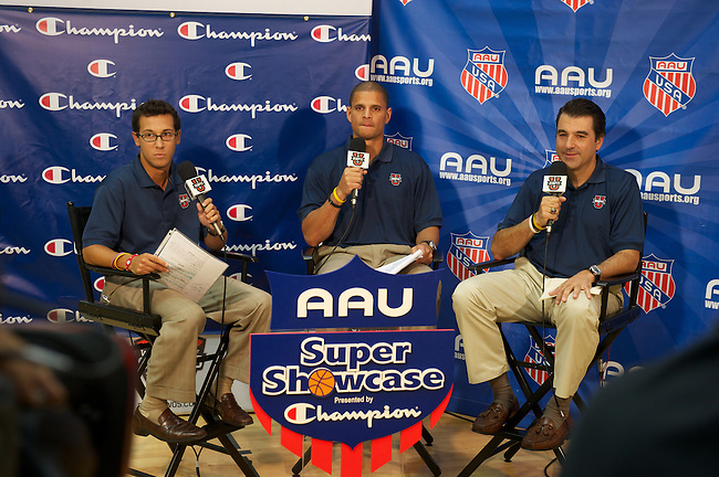 July  27, 2011 - Lake Buena Vista, FL - Wide World of Sports:  2011 ESPN Rise Games..Credit: Steve Johnson/ESPN