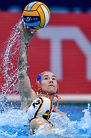 6 NED STOMPHORST Nomi Netherlands  <br /> Budapest 13/01/2020 Duna Arena <br /> GERMANY (white caps) Vs. NETHERLANDS (blue caps)<br /> XXXIV LEN European Water Polo Championships 2020<br /> Photo  © Andrea Staccioli / Deepbluemedia / Insidefoto