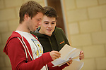 A Level Results 2012.Cross Keys College.16.08.12.©Steve Pope