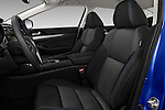 Front seat view of 2017 Nissan Maxima S 4 Door Sedan Front Seat car photos