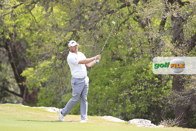 Lee Westwood (ENG) during round 1 of the WGC Dell Matchplay championship, austin Country club, Austin, Texas, USA. 23/03/2016.<br /> Picture: Golffile | Fran Caffrey<br /> <br /> <br /> All photo usage must carry mandatory copyright credit (&copy; Golffile | Fran Caffrey)