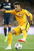 FC Barcelona's Andres Iniesta during Champions League 2015/2016 match. April 5,2016. (ALTERPHOTOS/Acero) <br /> Barcellona 05-04-2016 <br /> Football Calcio 2015/2016 Champions League <br /> Barcellona - Atletico Madrid Quarti di finale<br /> Foto Alterphotos / Insidefoto <br /> ITALY ONLY