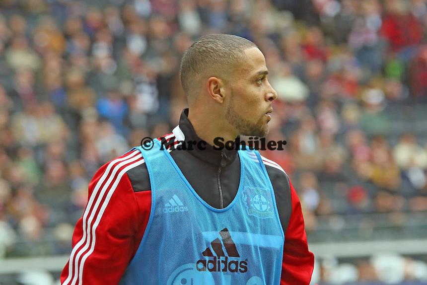 Sidney Sam (Bayer) - Eintracht Frankfurt vs. Bayer Leverkusen, Commerzbank Arena