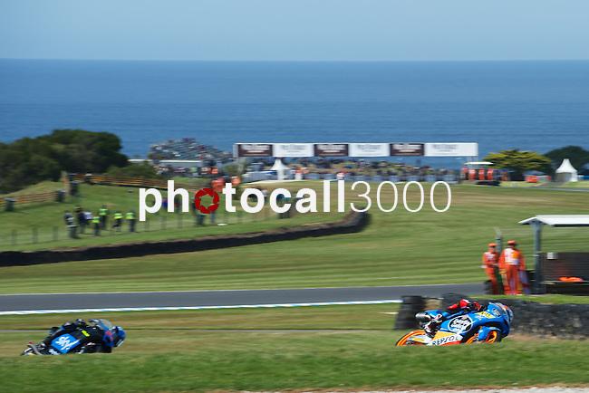 GP Moto Australia during the Moto World Championship 2014 in Phillip Island.<br /> Moto3<br /> <br /> Rafa Marrodán/PHOTOCALL3000