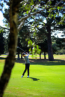 Jeong Hyun Lee. Day one of the Jennian Homes Charles Tour / Brian Green Property Group New Zealand Super 6's at Manawatu Golf Club in Palmerston North, New Zealand on Thursday, 5 March 2020. Photo: Dave Lintott / lintottphoto.co.nz