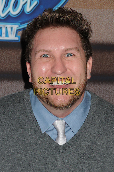 11 March 2015 - West Hollywood, California - Nate Torrence. American Idol Season 14 Finalists Party held at The District. <br /> CAP/ADM/BP<br /> &copy;BP/ADM/Capital Pictures