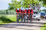 National Team USA , Stage 2: Team Time Trial, 62th Olympia's Tour, Netterden, The Netherlands, 13th May 2014, Photo by Thomas van Bracht / Peloton Photos