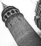Galata Tower 01 - Galata Tower, Beyoglu, Istanbul, Turkey