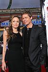 Brad Pitt and Angelina Jolie.Photo by Nina Prommer/Milestone Photo