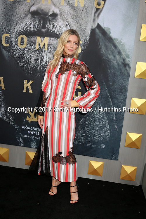 """LOS ANGELES - MAY 8:  Annabelle Wallis at the """"King Arthur Legend of the Sword"""" World Premiere on the TCL Chinese Theater IMAX on May 8, 2017 in Los Angeles, CA"""
