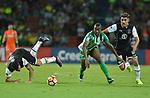 Atlético Nacional igualó 0-0 ante Colo-Colo. Fase de grupos Conmebol Libertadores 2018.