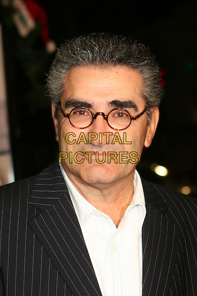 "EUGENE LEVY.""Cheaper By The Dozen 2"" World Premiere - Arrivals .held at the Mann Village Theatre, Westwood, California..December 13th, 2005.Photo: Zach Lipp/AdMedia/Capital Pictures.Ref: ZL/ADM.headshot portrait glasses.www.capitalpictures.com.sales@capitalpictures.com.© Capital Pictures."