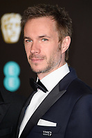 James D'Arcy arriving for the BAFTA Film Awards 2018 at the Royal Albert Hall, London, UK. <br /> 18 February  2018<br /> Picture: Steve Vas/Featureflash/SilverHub 0208 004 5359 sales@silverhubmedia.com