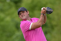 Patrick Reed (USA) watches his tee shot on 4 during round 4 of the AT&T Byron Nelson, Trinity Forest Golf Club, Dallas, Texas, USA. 5/12/2019.<br /> Picture: Golffile   Ken Murray<br /> <br /> <br /> All photo usage must carry mandatory copyright credit (© Golffile   Ken Murray)